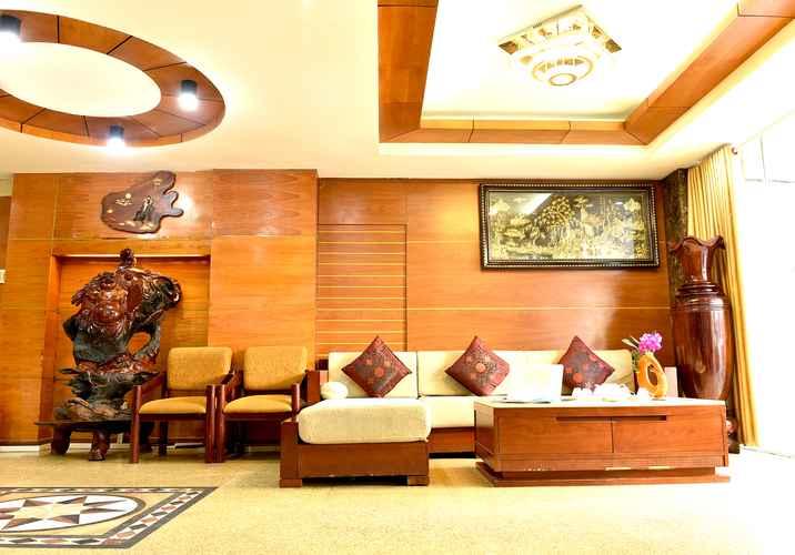 LOBBY Khách sạn Carina Nha Trang