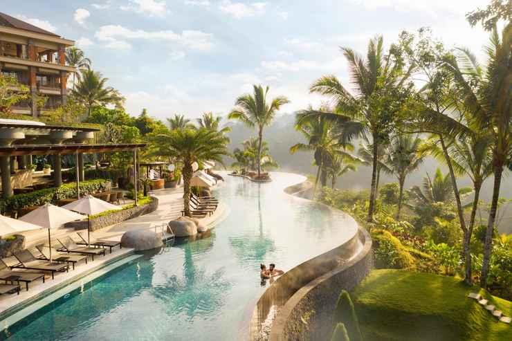 SWIMMING_POOL Padma Resort Ubud