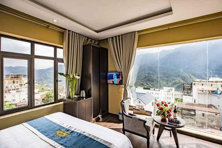 BEDROOM Mimosa Hotel Sapa