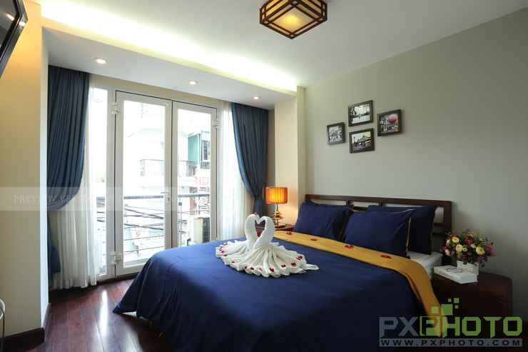 BEDROOM Khách sạn Capital Hà Nội