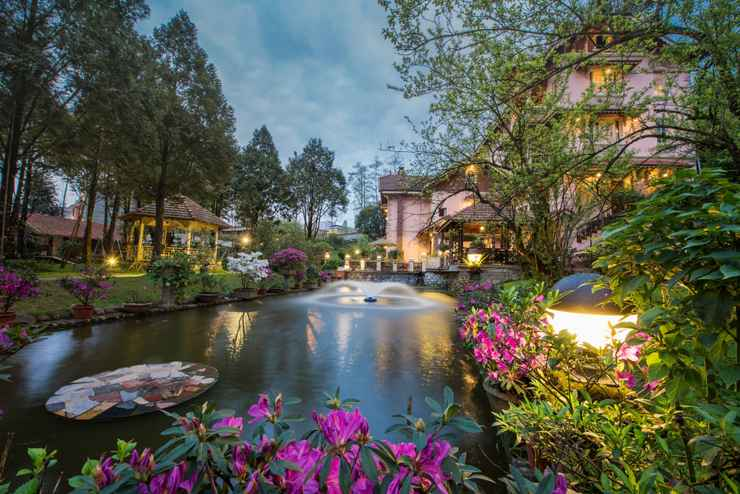 EXTERIOR_BUILDING Khách sạn Sapa Garden Bed & Breakfast