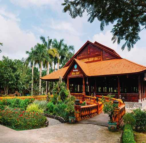 Làng du lịch Mỹ Khánh (My Khanh Tourist Village), Phong Điền ...