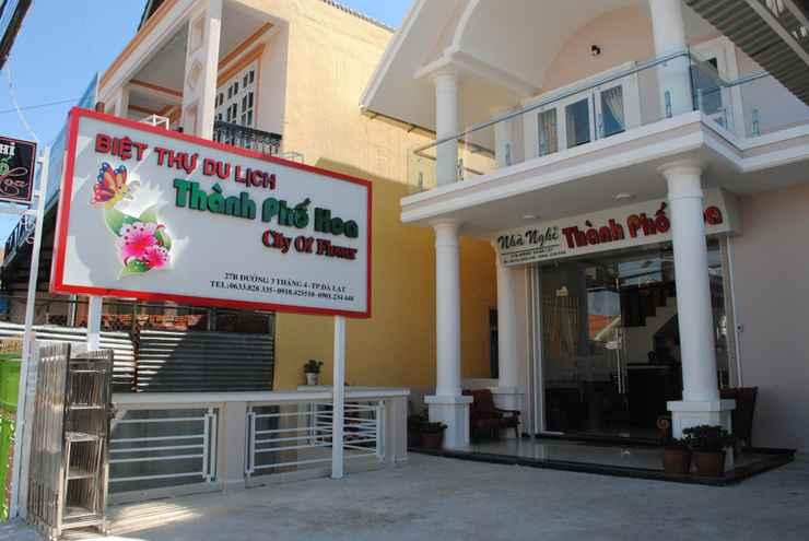EXTERIOR_BUILDING Thanh Pho Hoa Villa