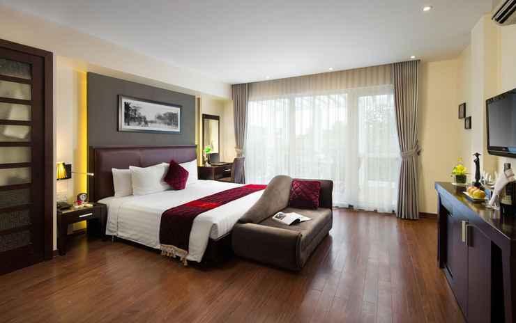 BEDROOM Hanoian Central Hotel & Spa