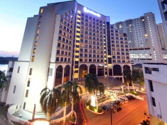 EXTERIOR_BUILDING Grand Riverview Hotel