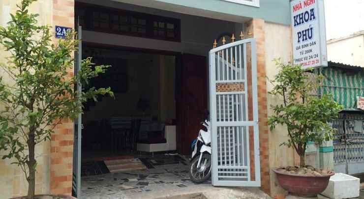EXTERIOR_BUILDING Khoa Phú Guesthouse