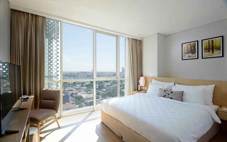 Midtown Residence Marvell City Surabaya Surabaya - Studio Splendid King Room Only