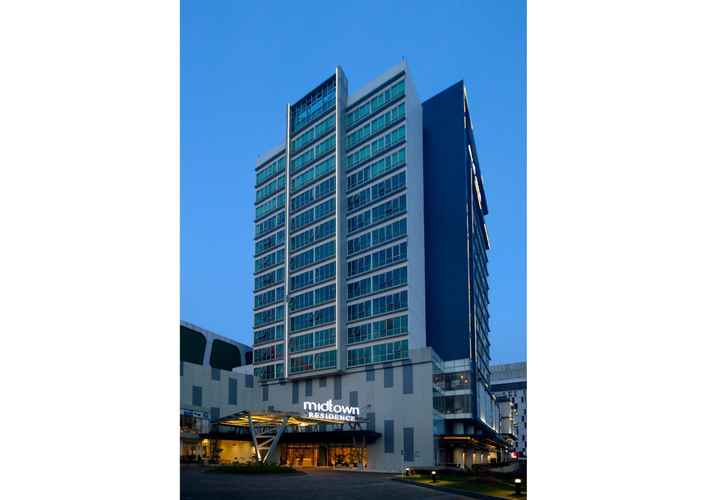 EXTERIOR_BUILDING Midtown Residence Marvell City Surabaya