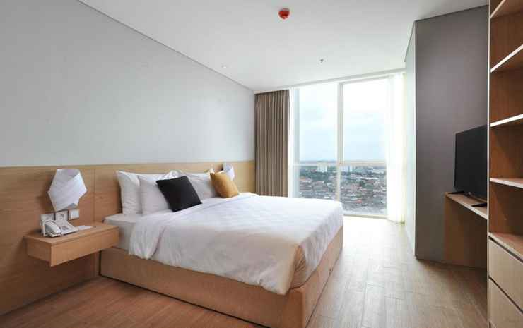 Midtown Residence Marvell City Surabaya Surabaya - Studio Splendid Style King Room Only