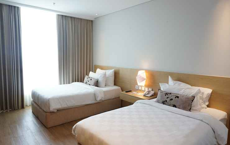 Midtown Residence Marvell City Surabaya Surabaya - 1 Bed Room Fabulous Twin Breakfast