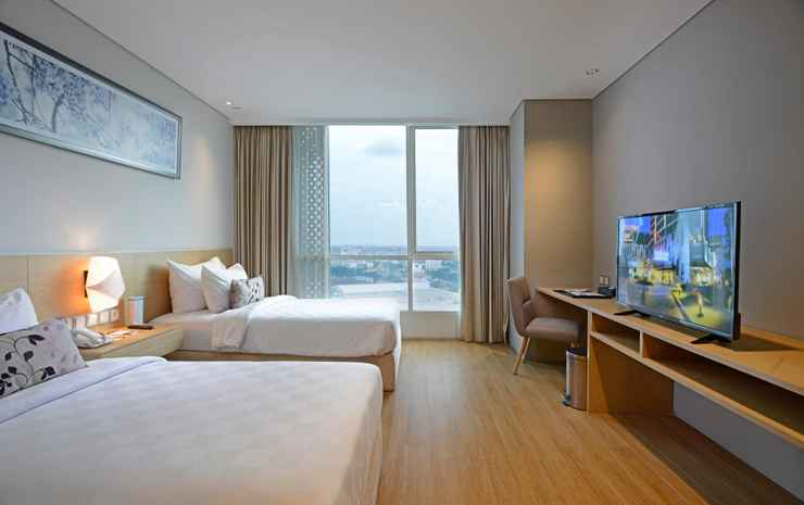 Midtown Residence Marvell City Surabaya Surabaya - Studio Splendid Twin Breakfast