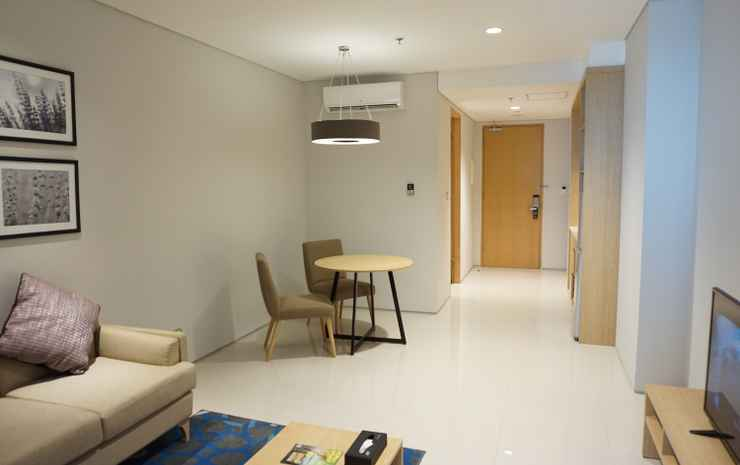 Midtown Residence Marvell City Surabaya Surabaya - Fabulous Twin Room Only