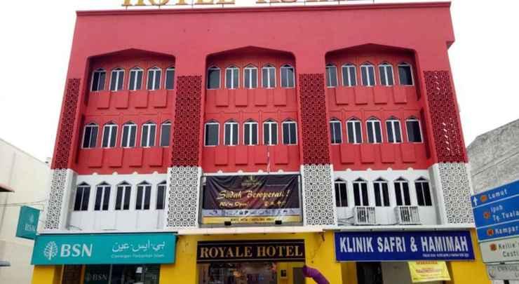 EXTERIOR_BUILDING Royale Hotel