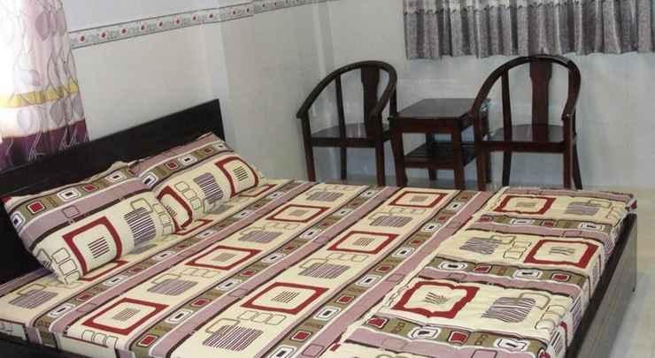 BEDROOM Khách sạn Khoa Phú