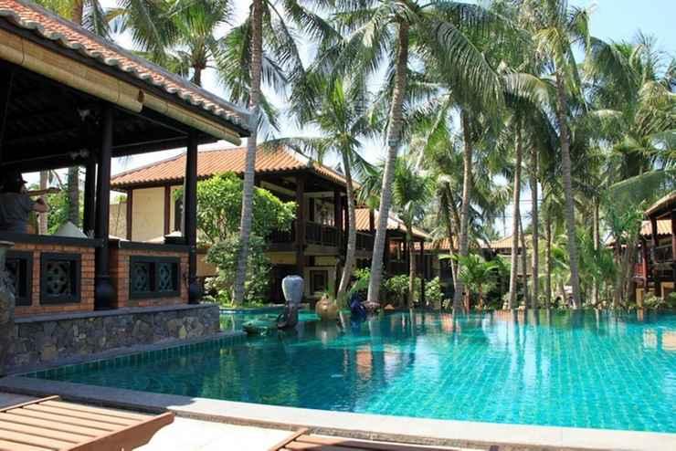 SWIMMING_POOL Lotus Village Resort Mũi Né