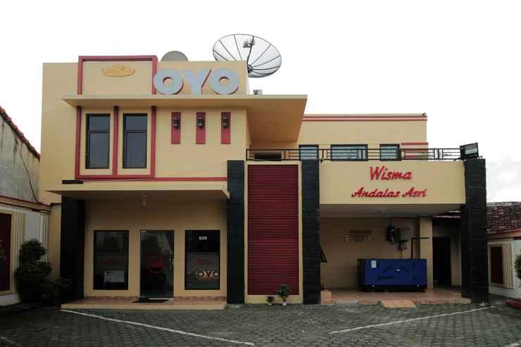 EXTERIOR_BUILDING OYO 765 Wisma Andalas Asri Syariah