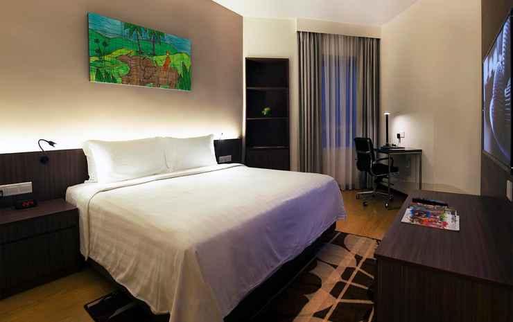 Oakwood Hotel & Residence Kuala Lumpur Kuala Lumpur - Apartment Premier One Bedroom