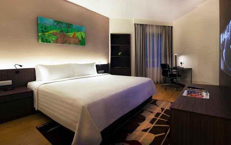Oakwood Hotel & Residence Kuala Lumpur Kuala Lumpur - Apartment Deluxe One Bedroom