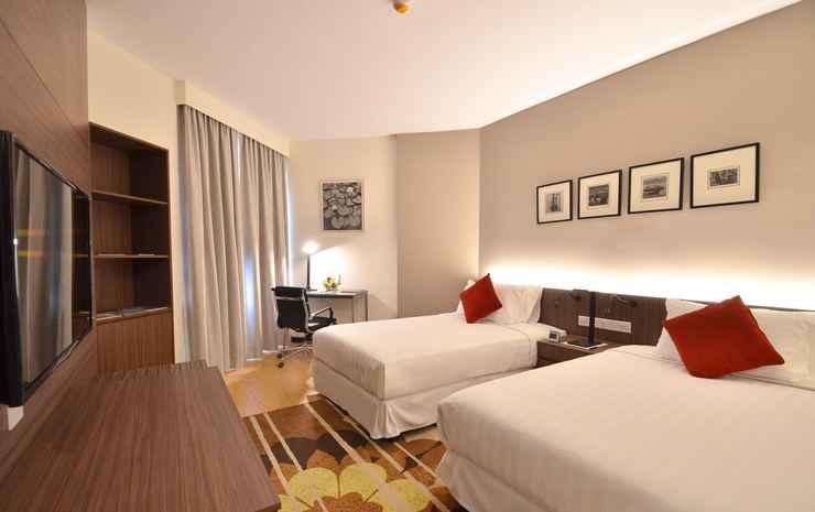 Oakwood Hotel & Residence Kuala Lumpur Kuala Lumpur - Twin Deluxe