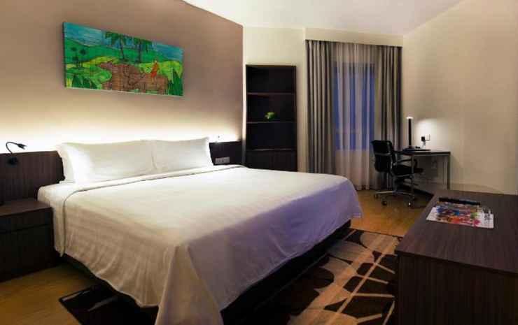 Oakwood Hotel & Residence Kuala Lumpur Kuala Lumpur - One Bedroom Deluxe Corner Room Only