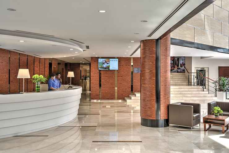 LOBBY Oakwood Hotel & Residence Kuala Lumpur