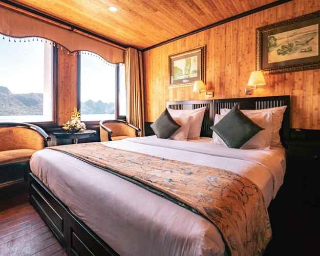 BEDROOM Du thuyền Jasmine - Heritage Line