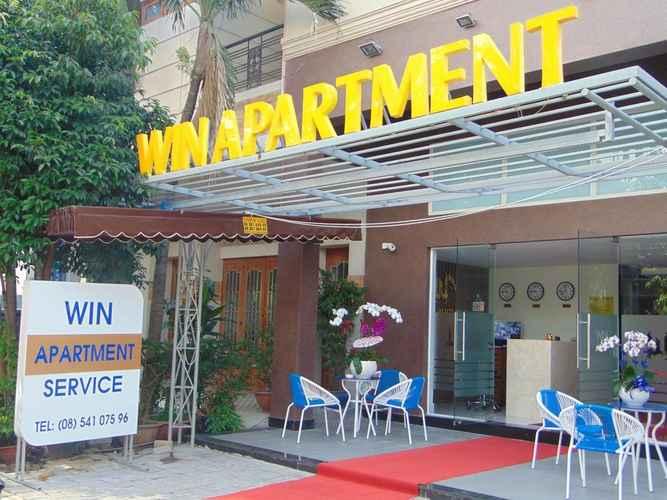 EXTERIOR_BUILDING Win Apartment & Hotel