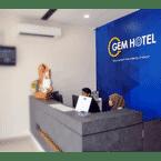 LOBBY Gem Hotel Nusajaya