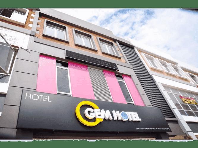 EXTERIOR_BUILDING Gem Hotel Nusajaya