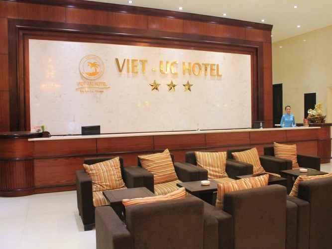 LOBBY Khách sạn Việt Úc