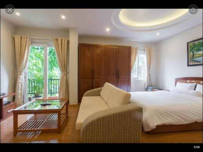 BEDROOM Palmo Serviced Apartment 2