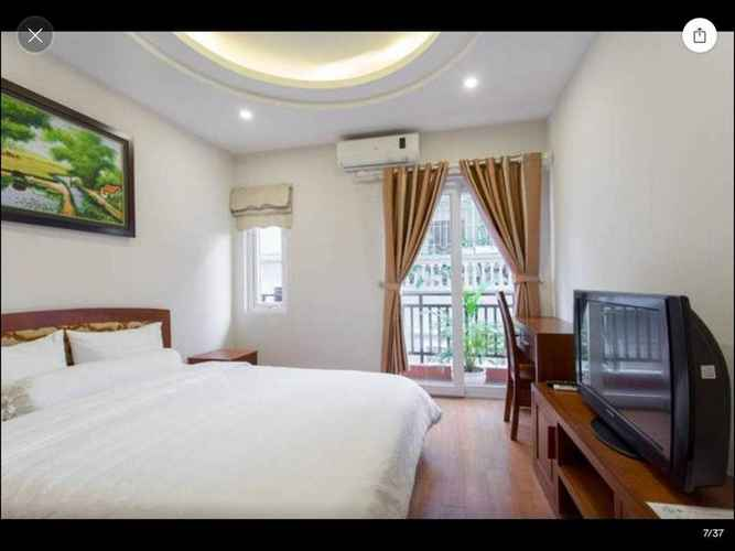 BEDROOM Palmo Serviced Apartment 3