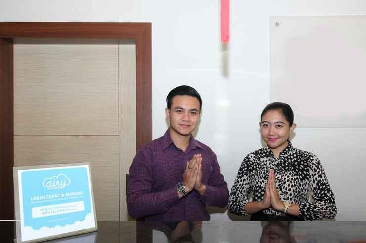 LOBBY Airy Wenang Pierre Tendean 35 Manado