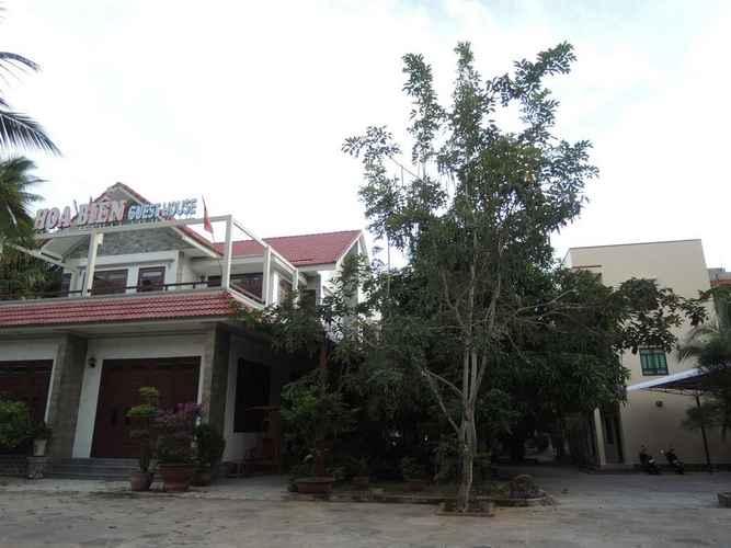 EXTERIOR_BUILDING Guesthouse Hoa Biển