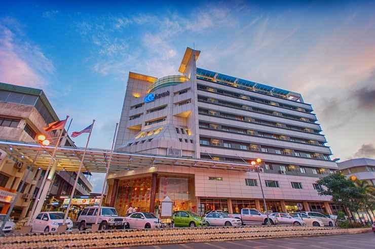 EXTERIOR_BUILDING Kemena Plaza Hotel