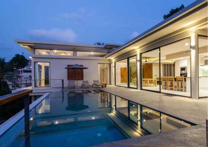 EXTERIOR_BUILDING Villa Sonrisa Haad Salad