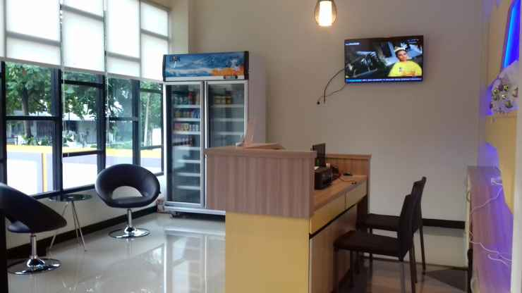 LOBBY City Home Banjarmasin