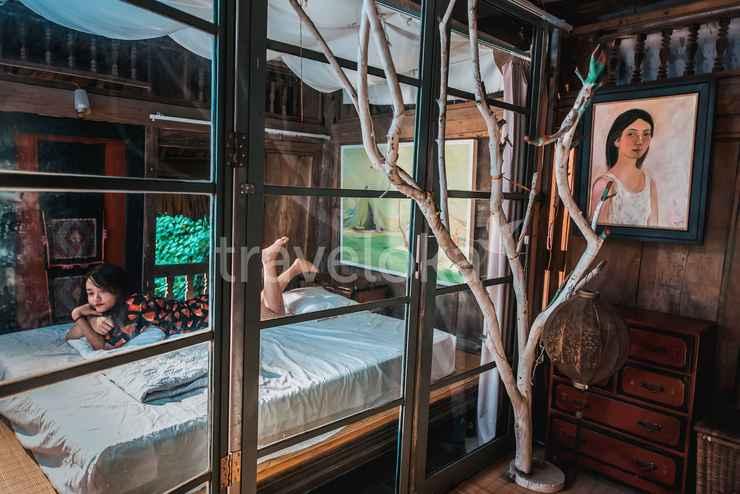 BEDROOM Dao Anh Khanh Studio Tree House