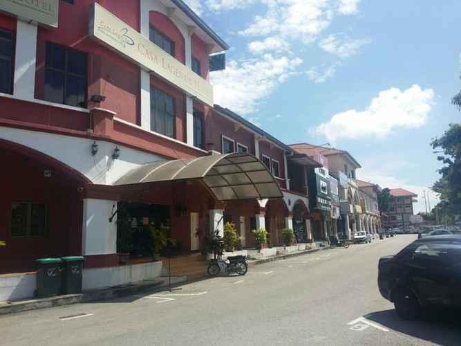 EXTERIOR_BUILDING Old Penang Casa Lagenda Hotel