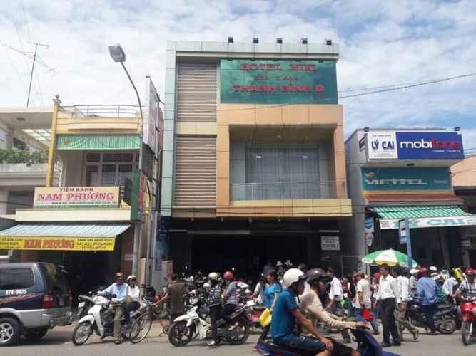 EXTERIOR_BUILDING Khách sạn Thanh Bình B