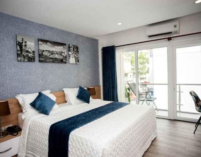 BEDROOM Khách sạn LaLuna Sài Gòn