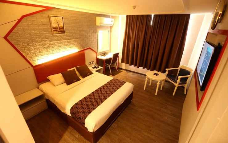 Golden Nasmir Hotel Penang - Deluxe Queen