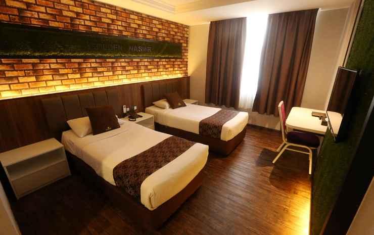 Golden Nasmir Hotel Penang - Superior Twin