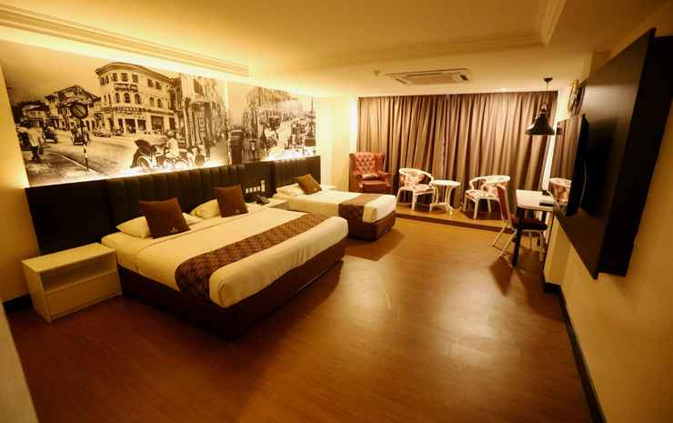 Golden Nasmir Hotel Penang - Family Suite