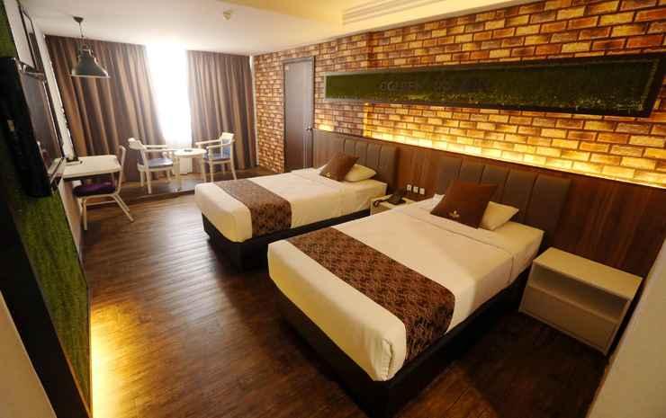 Golden Nasmir Hotel Penang - Deluxe Twin