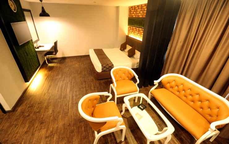 Golden Nasmir Hotel Penang - Executive Suite