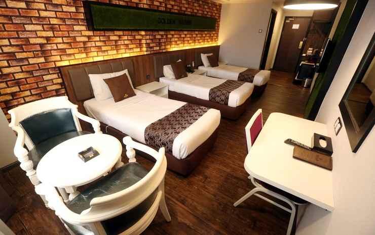 Golden Nasmir Hotel Penang - Deluxe Triple Room