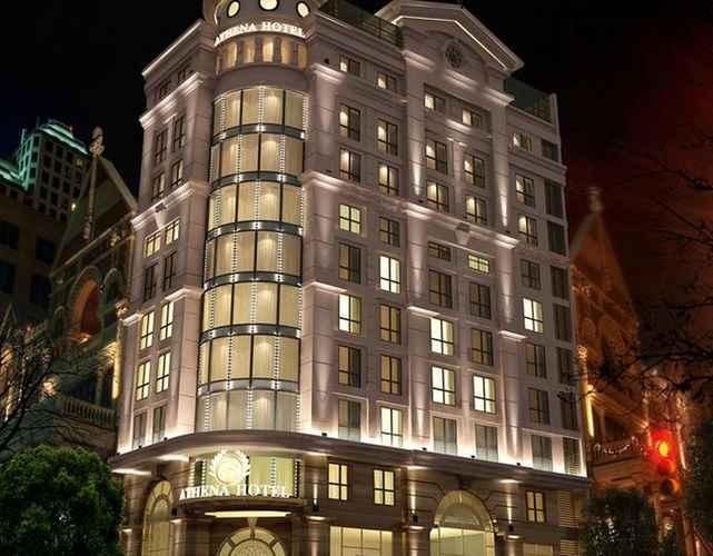 EXTERIOR_BUILDING Khách sạn Athena