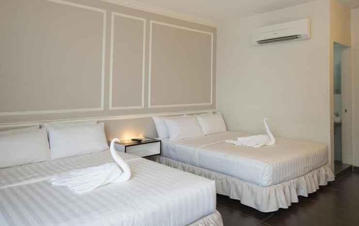 Luscious Hotel Penang - Kamar Keluarga