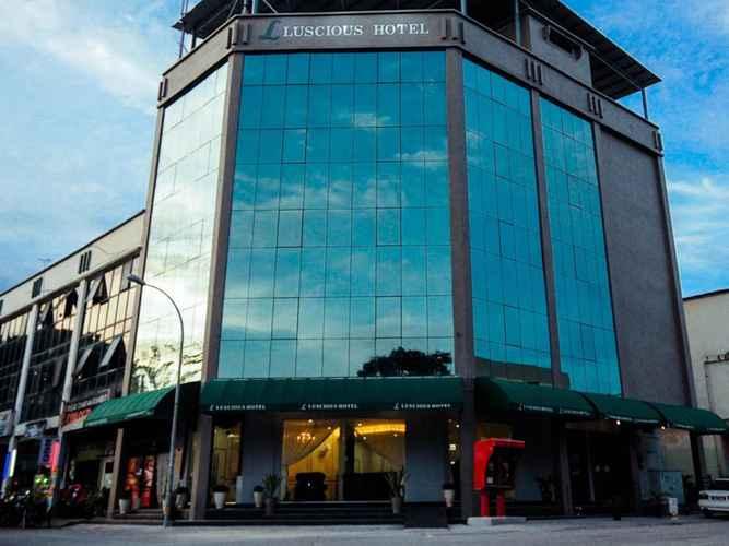 EXTERIOR_BUILDING Luscious Hotel